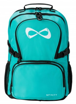 Nfinity Backpack teal (petite/liten)