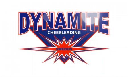 Dynamite cheerleading