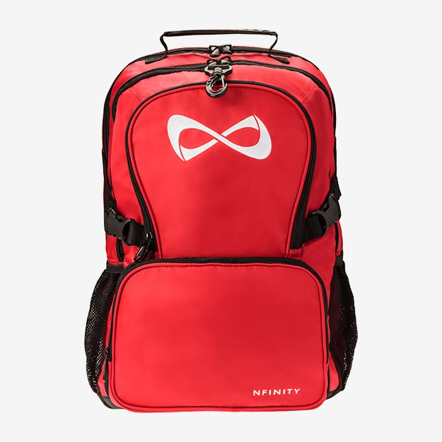 Nfinity backpack red